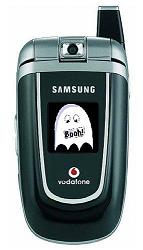 Mobile Phone Ghost!